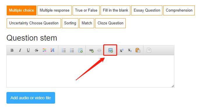 Online Exam Maker